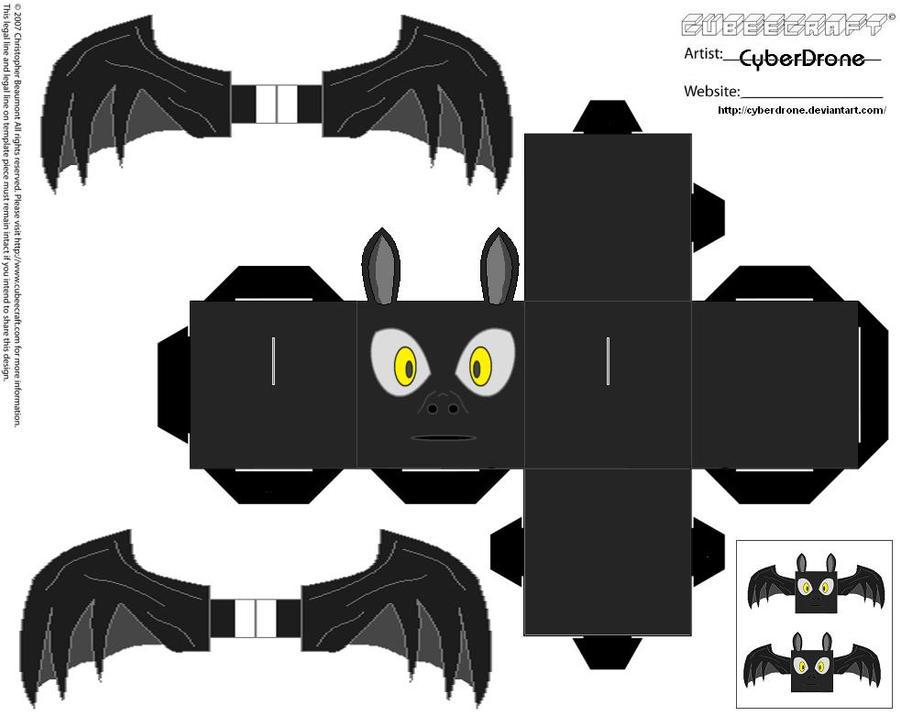 Как сделать летучую мышь из бумаги на хэллоуин