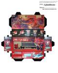Mini Optimus Prime Toy Box