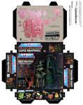 Mini Castle Grayskull Toy Box