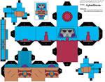 Cubee - Man-E-Faces 2