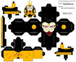 Cubee - The Monarch '1of2'