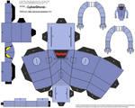 Cubee - Skeletor's Robots