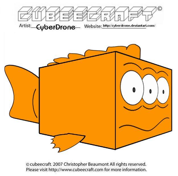 Cubeecraft - Blinky by CyberDrone