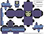 Cubee-Skeletor '200X Ver' 1of2