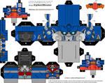 Cubee - Optimus Prime 'Movie'