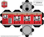 Cubee - Duff Beer