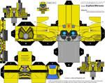 Cubee - Bumblebee 1 'Movie'