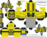 Cubee - Bumblebee 2 'Movie'
