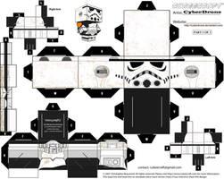 Cubee - Sandtrooper '1of2'