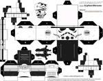 Cubee - Stormtrooper