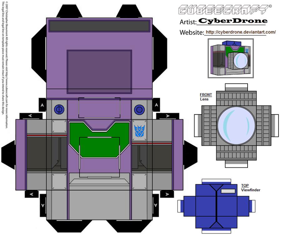 Reflector Camera 'G1' By CyberDrone On DeviantArt