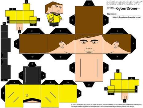 Cubee - Chekov 'TAS'
