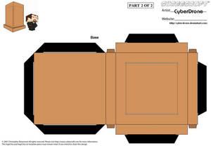 Cubee - Master's TARDIS '2of2'