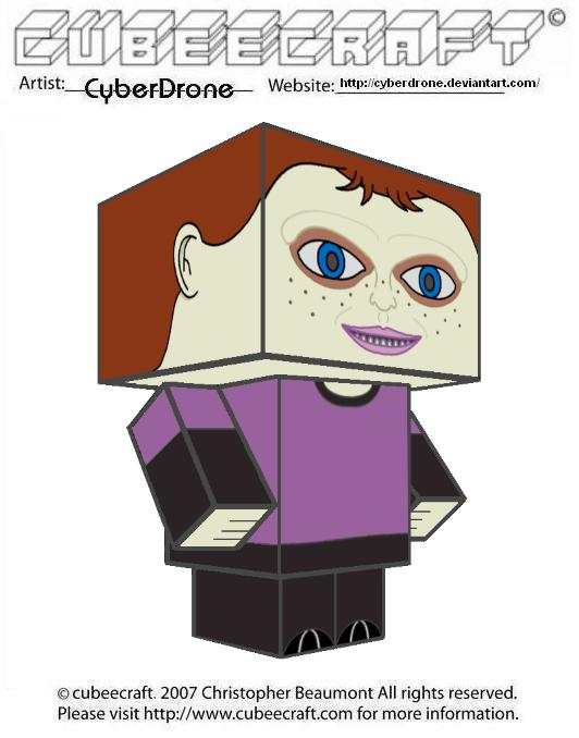 Cubeecraft - Glen by CyberDrone