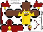 Cubee - Devil Flanders