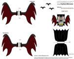 Cubee - Vampire Batman '2of2'