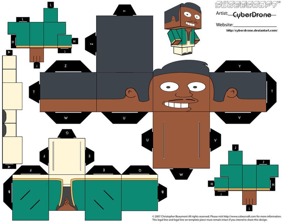 Cubee - Apu