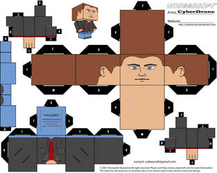 Cubee - Dean Winchester