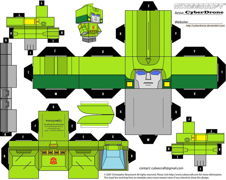 Cubee - Springer