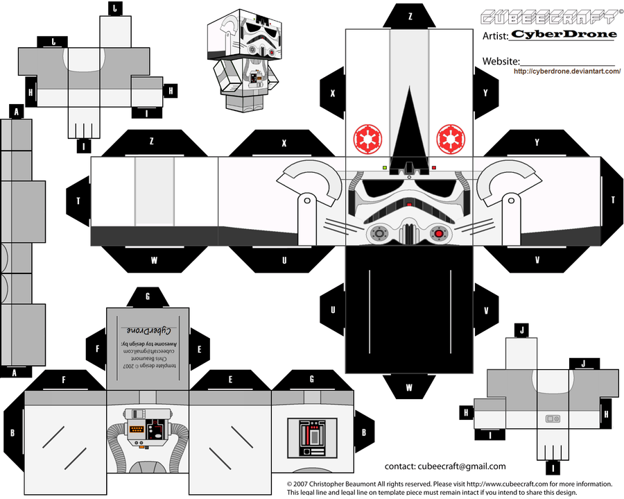 cubee at at driver by cyberdrone on deviantart. Black Bedroom Furniture Sets. Home Design Ideas
