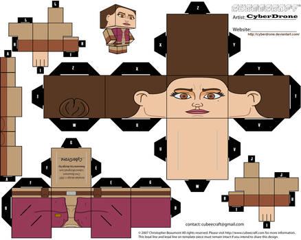 Cubee - Padme Amidala 'Ver2' by CyberDrone