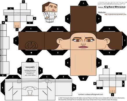 Cubee - Padme Amidala 'Ver1' by CyberDrone
