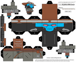 Cubee - Cad Bane '1of2'