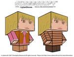Cubeecraft - Jo Grant