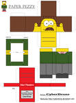 Paper Pezzy- Ned Flanders