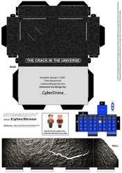 Cubee - Dr Who Mini Diorama