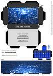 Cubee - Dr Who Mini Diorama 2