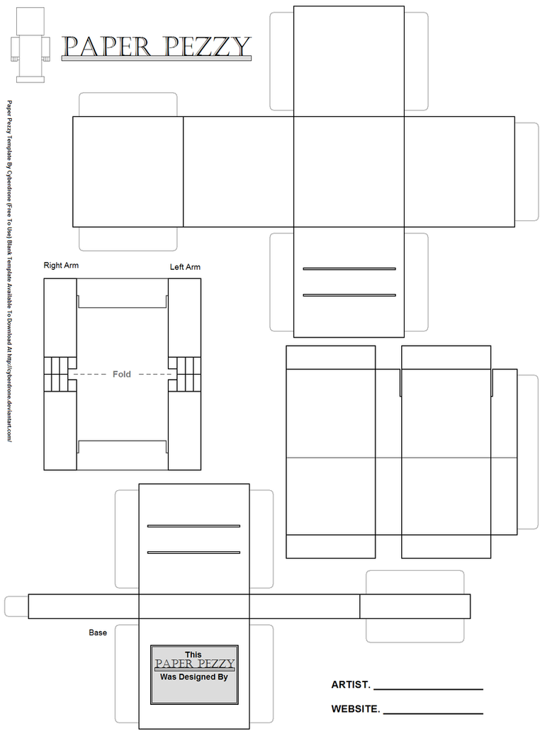 Blank Custom Minecraft Coloring Pages