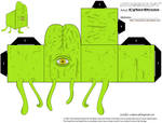 Cubee - Dalek Mutant 'v2'