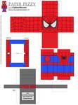 Paper Pezzy- Spider-Man