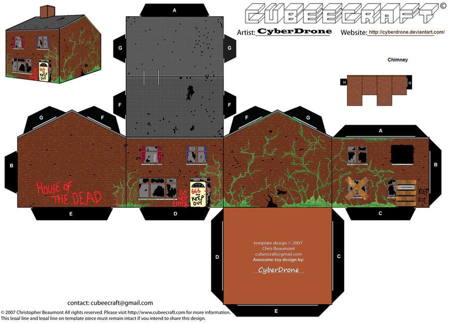 Cubee - Haunted House