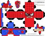 Cubee - Zombie Spider-Man
