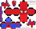 Cubee - Spider-Man