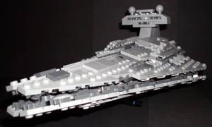 LEGO-Star Destroyer 'Midi-Scale' by CyberDrone