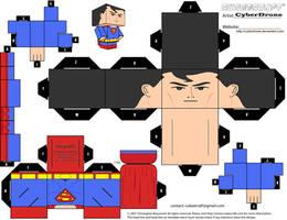 Cubee - Superman 'Justice League'