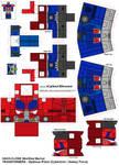 Hako Clone- Optimus Prime 'Cybertron'