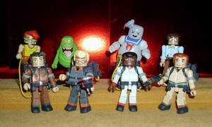 Minimates- The Real Ghostbusters