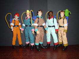 Retro-Action - The Real Ghostbusters by CyberDrone