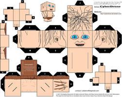 Cubee - Gollum