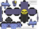Cubee - Skeletor 'Classic'