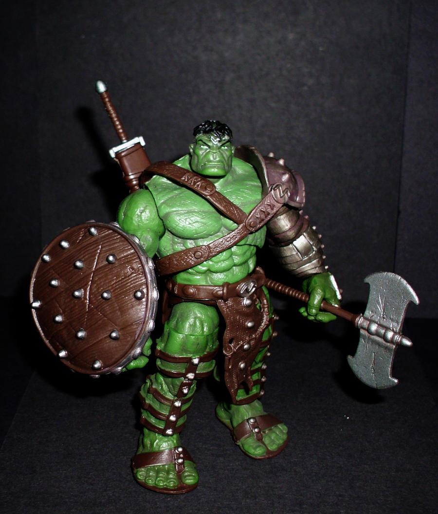 World War Hulk by CyberDrone