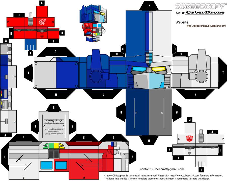 Как сделать трансформера из бумаги смотреть онлайн