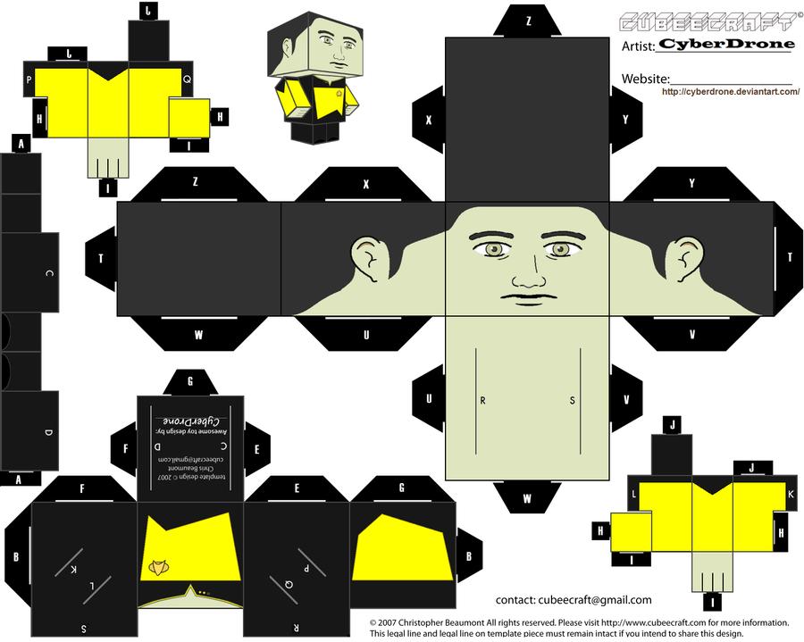 CraftCubes Star Trek Cubee___lieutenant_commander_data_by_cyberdrone-d5ccd9m