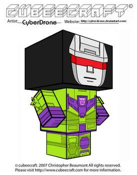 Cubeecraft - Devastator 'G1'