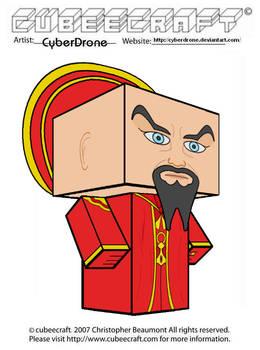 Cubeecraft - Ming The Merciless