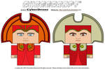 Cubeecraft - Time Lords 'Doctor Who'